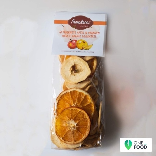 Dehydrated Apple And Orange